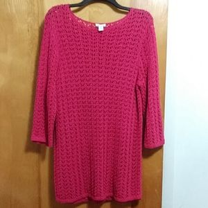 Pink (Chico) Sweater